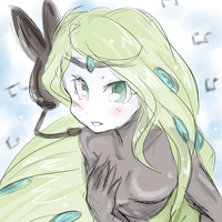 Meloetta by KirbySuperStar96