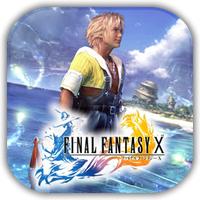 Final Fantasy X Game Icon by Wolfangraul