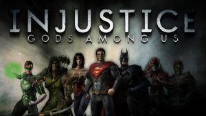 Injustice: Gods Among Us | Wallpaper by Squiddytron