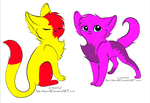 OPEN ADOPTS (UNDER 10 POIONTS) by Cutiepie-adopt