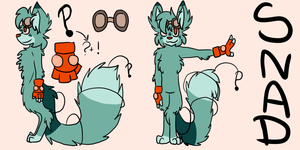 New Snad ref. by Star-Bugger