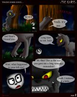 TDD: The Curse - page 2 by catkitte