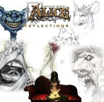 Alice: Reflections Cover by GBetch