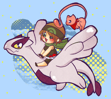 flyingfriends GIF by primavistax