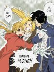 FMA Al,Ed and Roy by Letucse