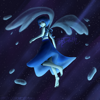 Thank you, Steven - Lapis Lazuli by 7thDeath