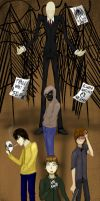 Marble Hornets by slowku