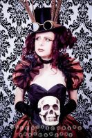 STEAMPUNK DIVA by GOTHIC-BURLESQUE
