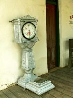 vintage weight scales by clandestine-stock