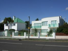 art deco homes 2 by Sceptre63