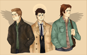 Team Free Will by erepresso