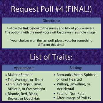 Request Poll #4 [CLOSED] by AvoraComics