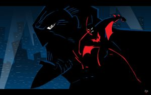 Batman Beyond by themico