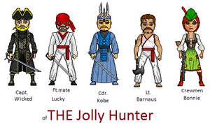 Jolly Crew by digikevin10