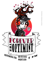 Forever the Optimist Poster by amateur1314
