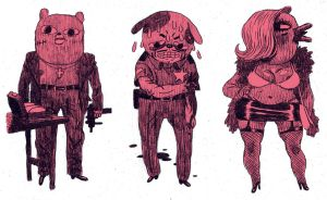 hardlife1 by MikkelSommer