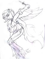 Scootaloo Matured :3 by CollinScorpio