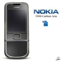 Nokia 8800 Carbon .PSD by RezzF