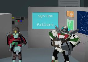 system failure by star-bot381