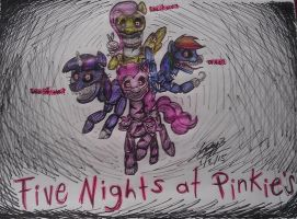 five nights at pinkie's 4 by wo0lfiitacullen