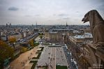 Over Paris I by fcarmo-photography