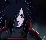 Ns_Madara Uchiha by MadBax