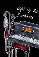 Light Up The Darkness - fanfiction cover by SingOfTomorrow
