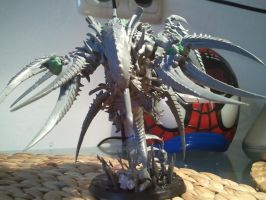 tyranid morgon conversion wip 2 by skincoffin