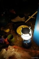 Camping Gas by Lucia-pinto