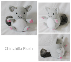 Chinchilla by Fox7XD