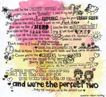 Perfect Two by sweeter-than-reality