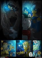 Lunar Isolation Pg 73 by TheDracoJayProduct