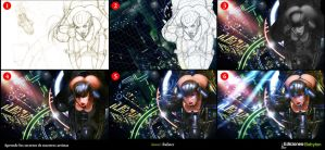 Step-by-step for EROS cover by rafater