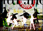 The Beatles by idiot-monkey