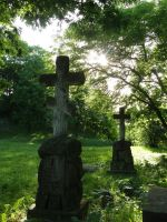 Old cementery by petrvs310