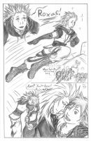 KH Unscripted Pg2 by ZiaRenete13x