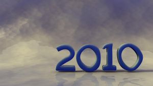 2010 wallpaper in blue 2 by TheBigDaveC
