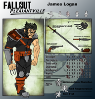 Fallout OCT James by KingVego