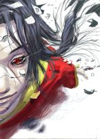 The Real Itachi by Musashi-son