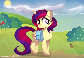Spring Wind by vanille913