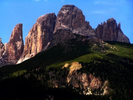 Great Mountains by edelweiss26