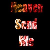 Heaven-Send-Me smoke art by blazetame