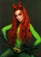 Gates McFadden as Poison Ivy by roguephoenix