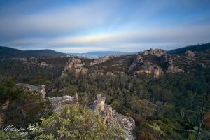 Looking West at the Lost City by FireflyPhotosAust