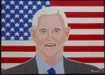 MIKE PENCE by wwwEAMONREILLYdotCOM