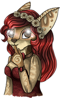 Neopets: Denette Is A Kyrii by Blesses