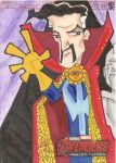 Avengers Age of Ultron - Doctor Strange by 10th-letter