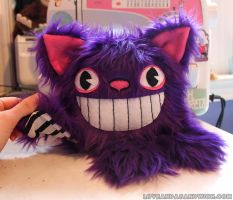 Cheshire Catopus by loveandasandwich