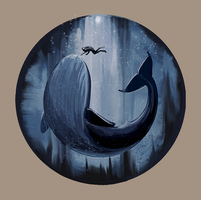 Blue Whale by MByak