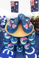 Australia Day Cake by Verusca